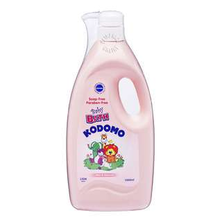 Kodomo Baby Bath Wash - Mild & Nature