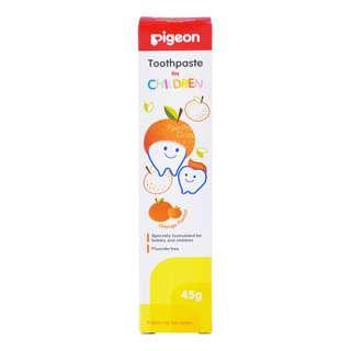 Pigeon Children Toothpaste - Orange