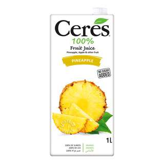 Ceres 100% Juice Blend Packet Drink - Pineapple