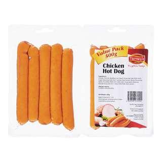 Tierney's Chicken Hot Dog