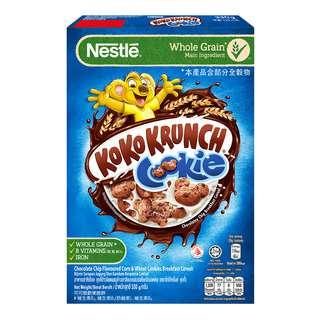 Nestle Cereal - Cookie Crisp