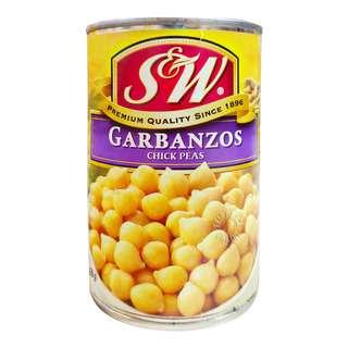 S&W Premium Beans - Garbanzo