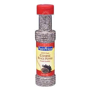 FairPrice Black Pepper - Coarse