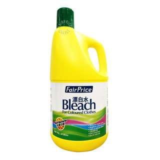 FairPrice Anti-Bacterial Bleach - Colour