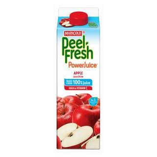 Marigold Peel Fresh Juice - Apple (No Sugar)