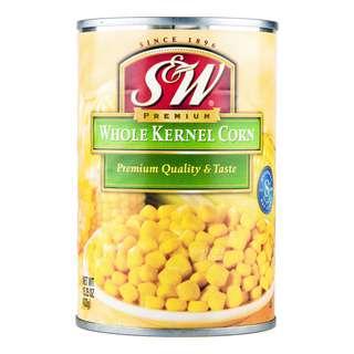 S&W Premium Vegetables - Whole Kernel Corn