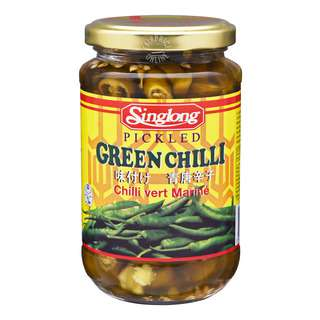 Singlong Pickled Green Chilli