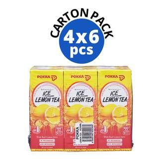 Pokka Packet Drink - Ice Lemon Tea