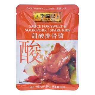 Lee Kum Kee Sauce - Sweet & Sour Pork, Spare Ribs