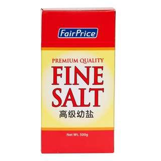 FairPrice Premium Quality Fine Salt Box