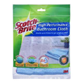 3M Scotch-Brite High Performance Cloth - Bathroom