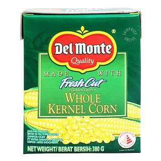 Del Monte Fresh Cut Golden Sweet Corn - Whole Kernel (Box)