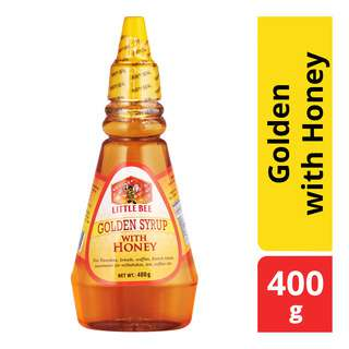 Little Bee Syrup - Golden with Honey