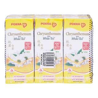 Pokka Packet Drink - Chrysanthemum with White Tea