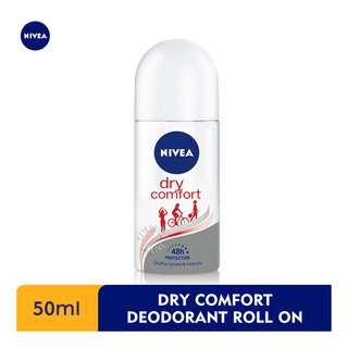 Nivea Anti-Perspirant Roll-On Deodorant - Dry Comfort (Plus)