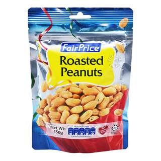 FairPrice Peanuts - Roasted