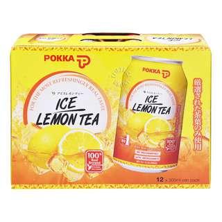 Pokka Can Drink - Ice Lemon Tea