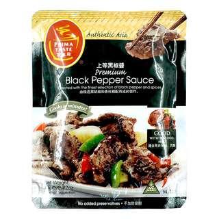 Prima Taste Sauce - Premium Black Pepper