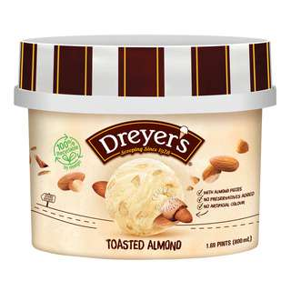 Dreyer's Ice Cream - Toasted Almond