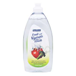 FairPrice Fruit and Vegetable Liquid Wash
