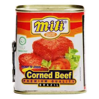 Mili Corned Beef