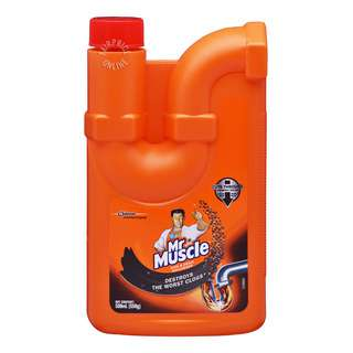Mr Muscle Sink and Drain Declogger