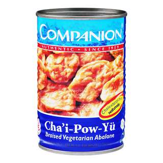 Companion Can Food - Braised Vegetarian Abalone