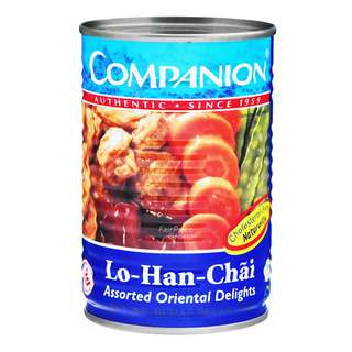 Companion Can Food - Oriental Assorted Delights