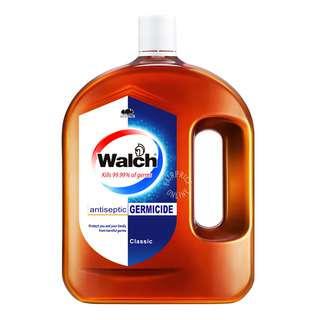 Walch Antiseptic Germicide 3L