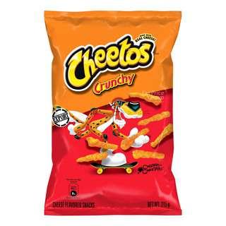 Cheetos Cheese Flavoured Snacks - Original (Crunchy)