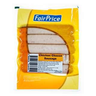 FairPrice Sausages - Chicken Cheese