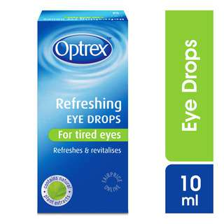 Optrex Eye Drops - Refreshing
