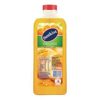 Sunkist Fruit Bottle Juice - Orange (No Sugar Added)