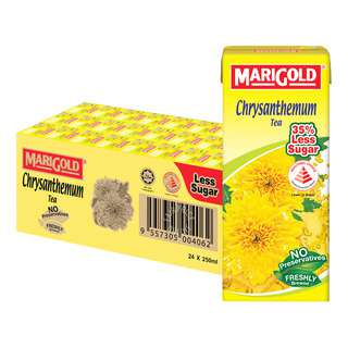 Marigold Packet Drink - Chrysanthemum Tea (LessSweet)