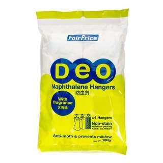FairPrice Deo Naphthalene Hangers - Fragrance