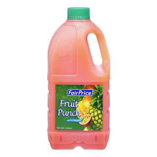 FairPrice Bottle Juice - Fruit Punch