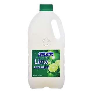 FairPrice Bottle Juice - Lime