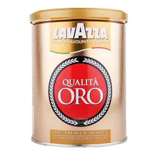 Lavazza Ground Coffee Powder - Qualita Oro