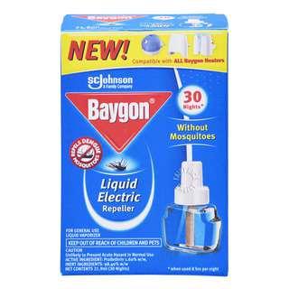 Baygon Liquid Electric Repeller Refill