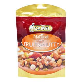 Camel Natural Mix Nuts - Fruits & Nutty
