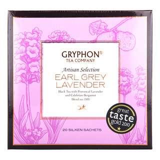 Gryphon Artisan Selection Tea - Earl Grey Lavender