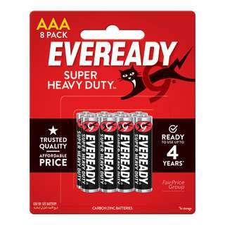 Eveready Battery - Super Heavy Duty (AAA)