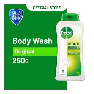 Dettol Antibacterial Body Wash - Original