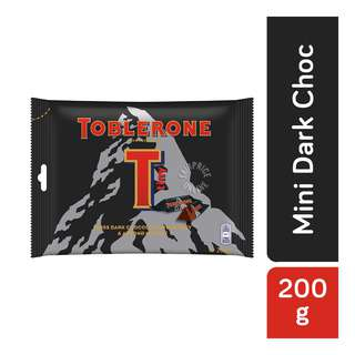 Toblerone Chocolate Minis Share Pack - Dark
