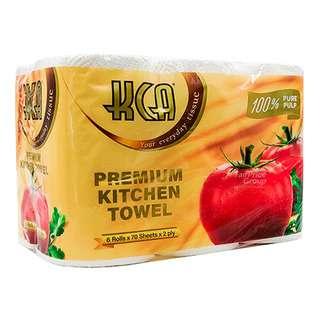 KCA Tissue Rolls - Kitchen