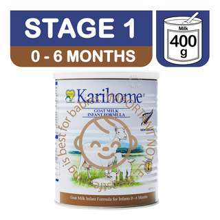 Karihome Goat Milk Infant Formula - Stage 1