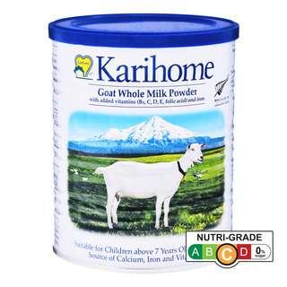 Karihome Whole Goat Milk Formula