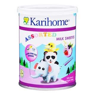 Karihome Milk Sweeties - Assorted