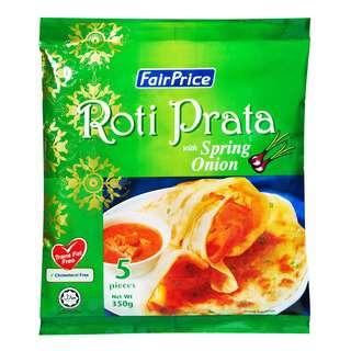 FairPrice Frozen Roti Prata - Spring Onion
