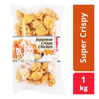 Tay's Japanese Crispy Chicken - Super Crispy